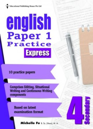 Secondary 4 English Paper Practice Express