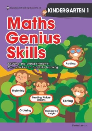 K1 Maths Genius Skills