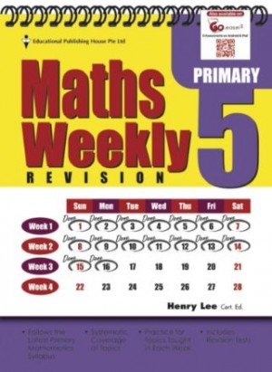 Primary 5 Maths Weekly Revision