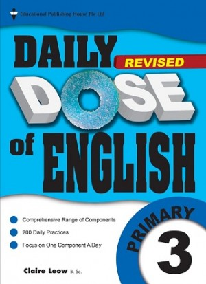 Primary 3 Daily Dose Of English Revised Edition
