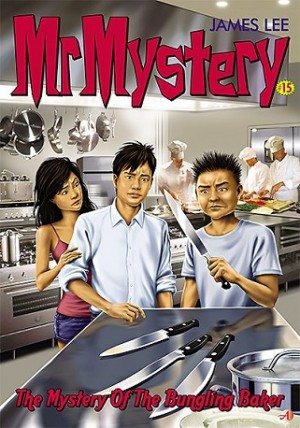 MR MYSTERY #15 MYSTERY OF BUNGLING
