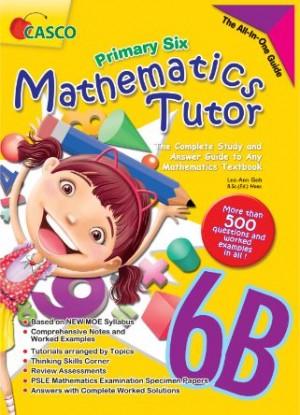 P6B Mathematics Tutor 2ED
