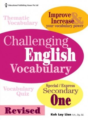 Secondary 1 Challenging English Vocabulary Express