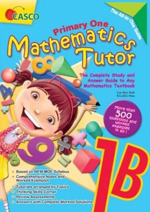 P1B Mathematics Tutor