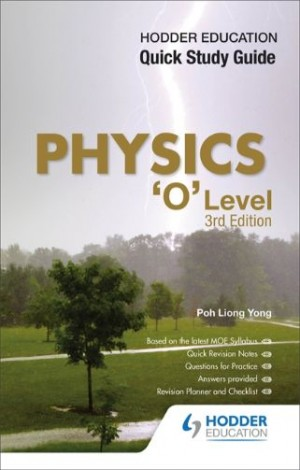 O Level Hodder Education Quick Study Guide Physics 3rd Edition