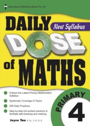 Primary 4 Daily Dose Of Maths-New Syllabus