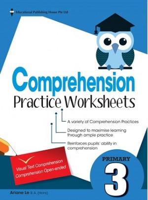 P3 Comprehension Practice Worksheets