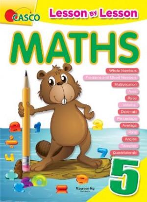 P5 Maths Lesson by Lesson