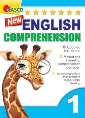 P1 New English Comprehension
