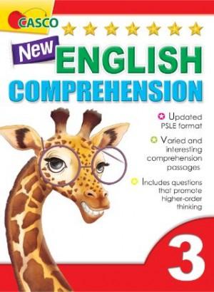 P3 New English Comprehension