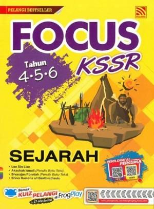 UPSR Focus SK Sejarah