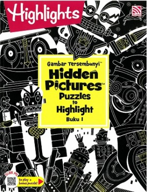 HIDDEN PIC PUZZLES HIGHLIGHT V1(BI-BM)19