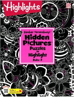 HIDDEN PIC PUZZLES HIGHLIGHT V2(BI-BM)19