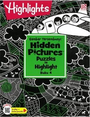 HIDDEN PIC PUZZLES HIGHLIGHT V4(BI-BM)19