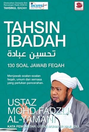 TAHSIN IBADAH
