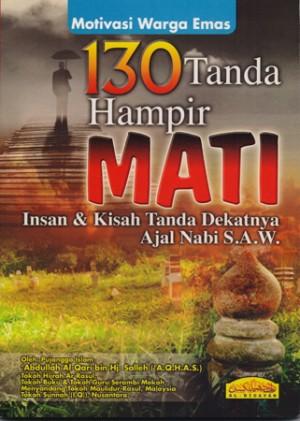 130 TANDA HAMPIR MATI