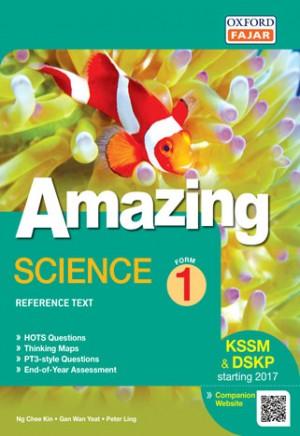 Tingkatan 1 Amazing Science