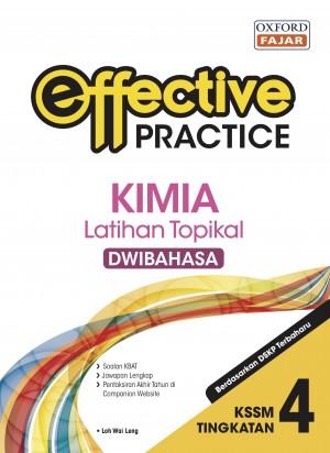 TINGKATAN 4 EFFECTIVE PRACTICE CHEMISTRY(BILINGUAL)