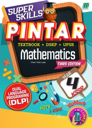 Tahun 4 DLP Super Skills Pintar Modul Aktiviti Mathematics