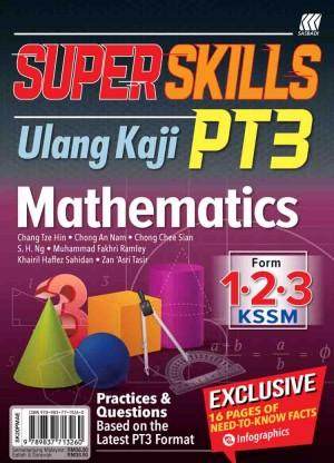 SUPER SKILLS ULANG KAJI PT3 MATHEMATICS
