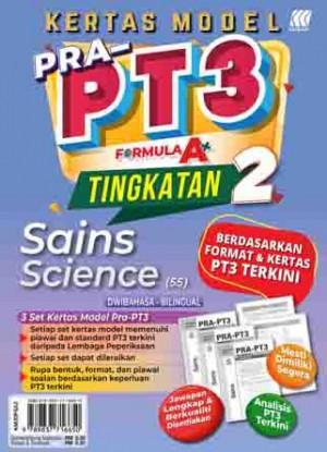 TINGKATAN 2 KERTAS MODEL PRA-PT3 FORMULA A+ SAINS(BILINGUAL)