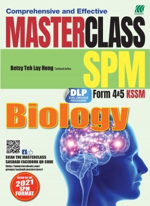 MASTERCLASS SPM BIOLOGY