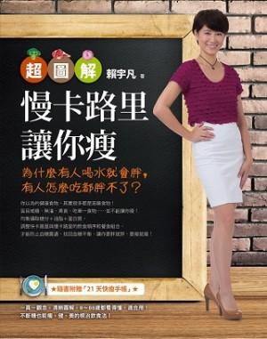 【超圖解】慢卡路里讓你瘦:為什麼有人喝水就會胖,有人怎麼吃都胖不了?
