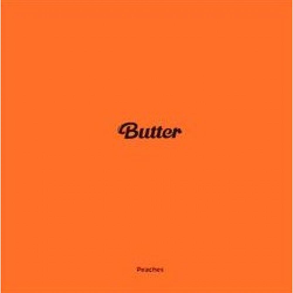 BTS - SINGLE: BUTTER (PEACHES VER.-ORANGE)