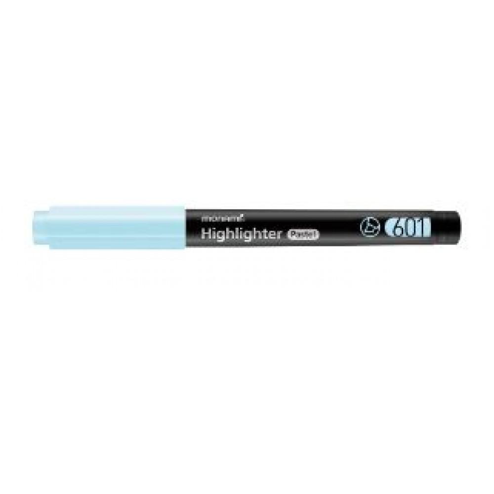 MONAMI 601 Highlighter Pastel Blue
