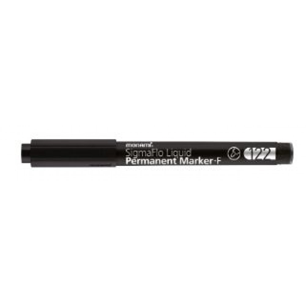 MONAMI Liquid  Permanent Marker 122 Fine Black