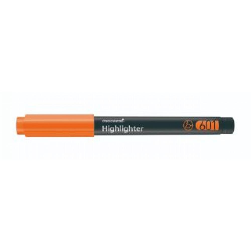 MONAMI 601 Highlighter Orange