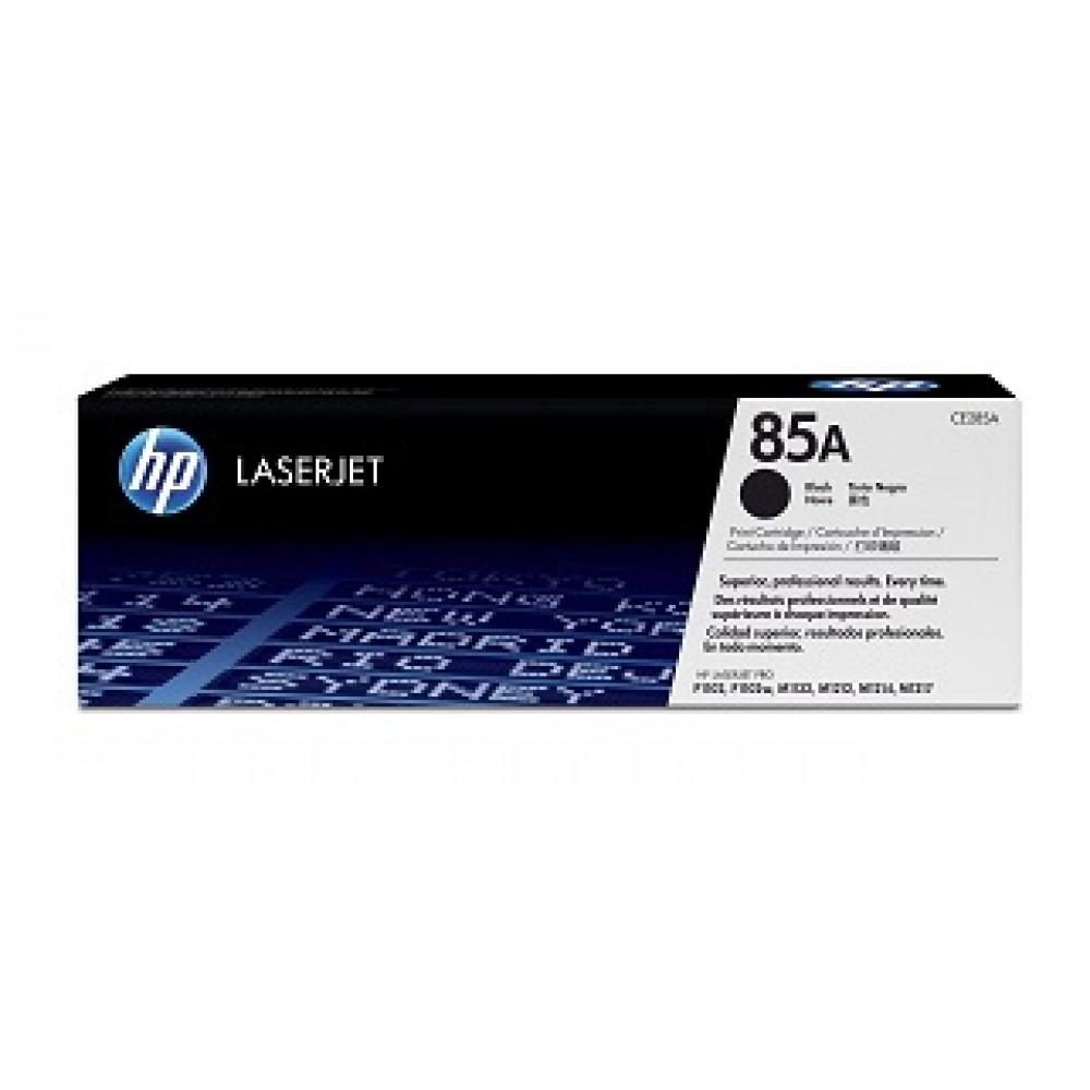 HP TONER 85A BLACK CE285A