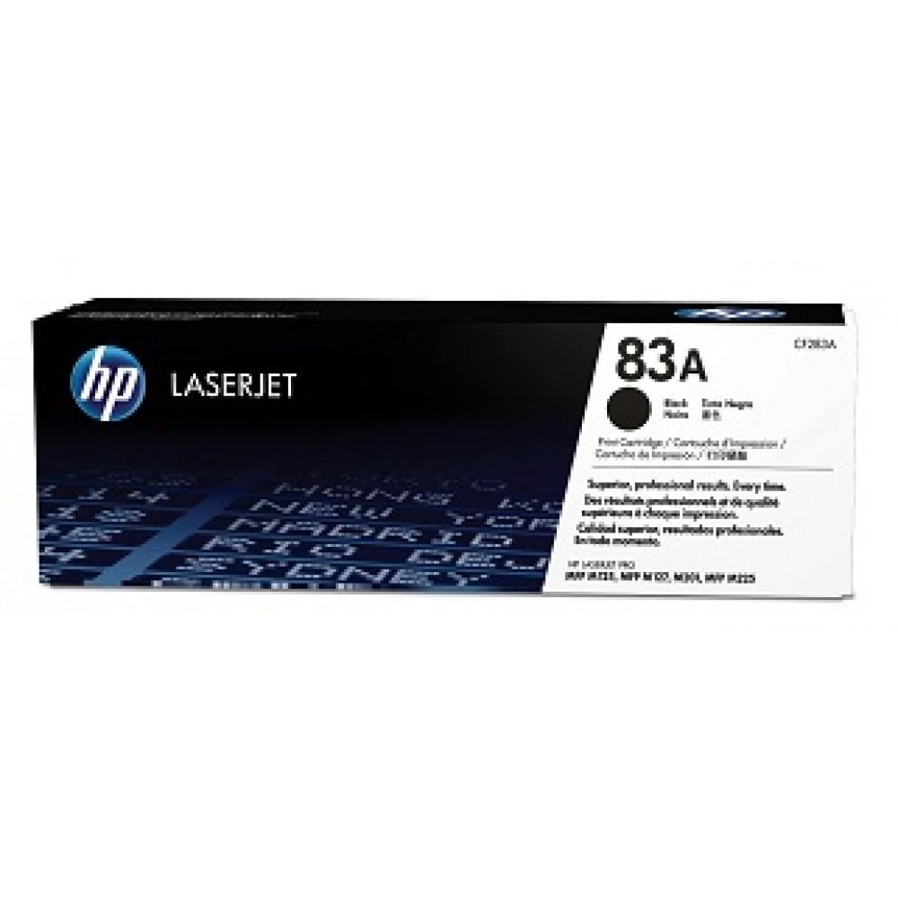 HP TONER 83A BLACK CF283A
