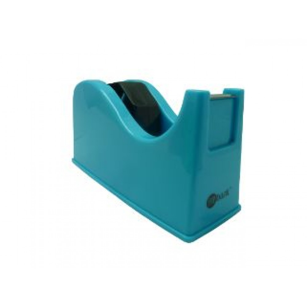 POP BAZIC TAPE DISPENSER MEDIUM-BLUE-T20044