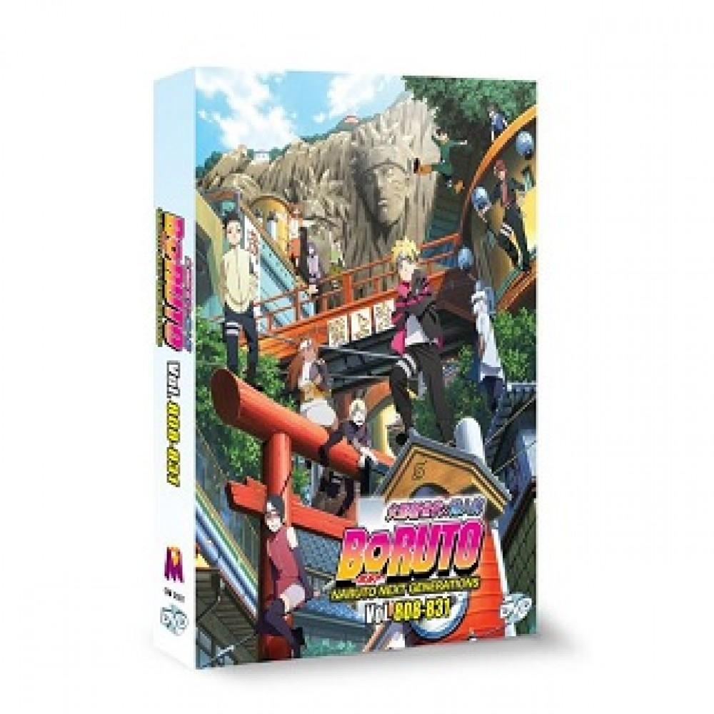 BORUTO: NARUTO NEXT GENERATIONS BOX 29 (3DVD)