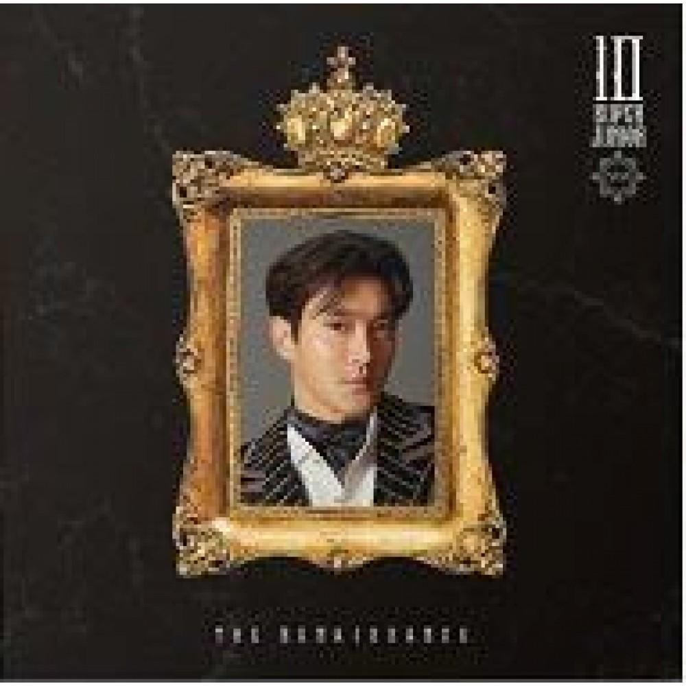SUPER JUNIOR - 10TH ALBUM: THE RENAISSANCE (SQUARE STYLE) (SIWON VER. - MAROON)
