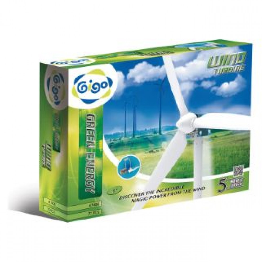 GIGO WIND TURBINE - GREEN ENERGY BY GIGO