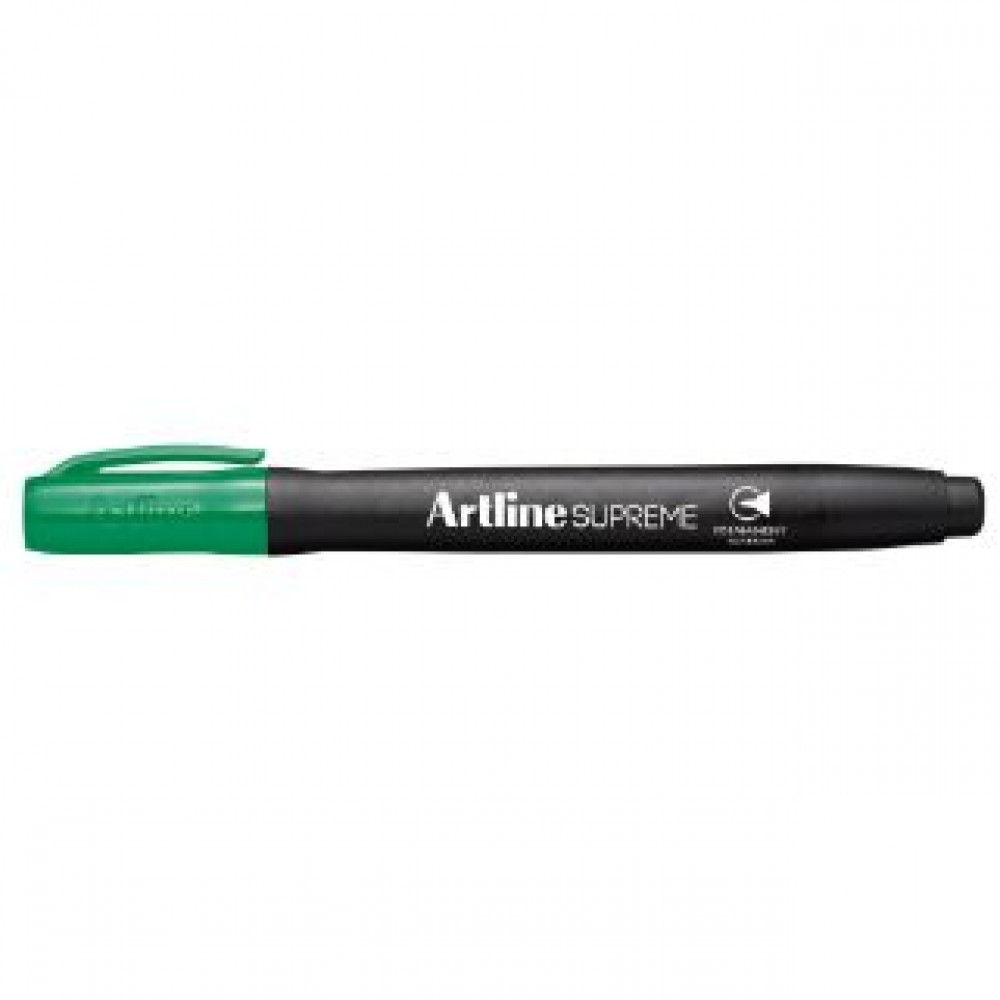 ARTLINE EPF-700 SUPREME PERMANENT MARKER 1MM GREEN