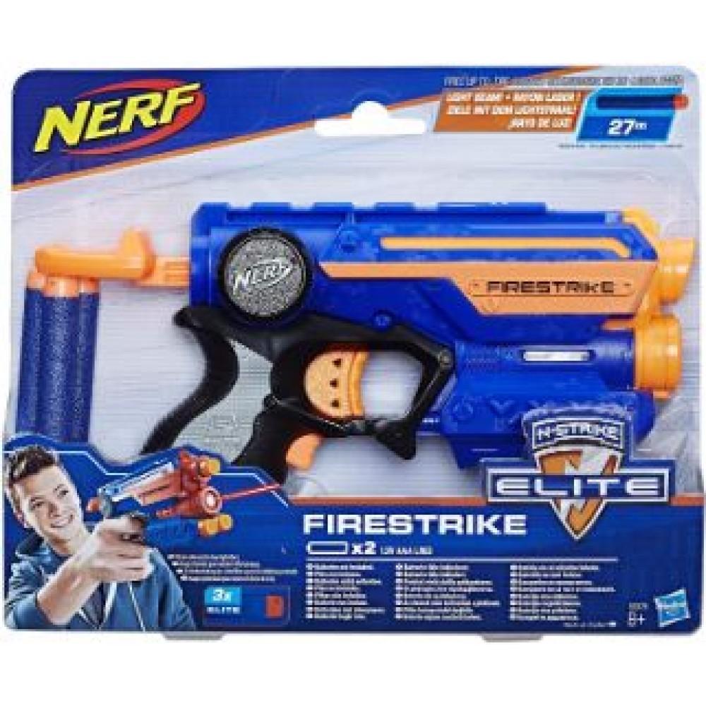 NERF NSTRIKE ELITE FIRESTRIKE BLASTER