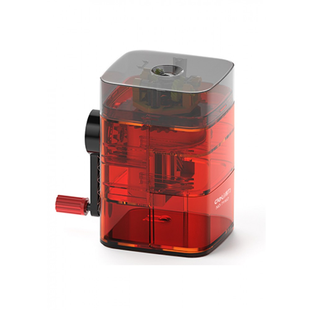 DELI TABLE TOP PCL SHARPENER RED 71162
