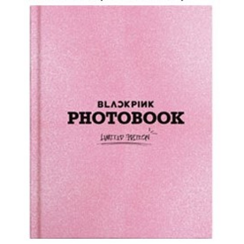BLACKPINK PHOTOBOOK (LIMITED EDITION) (RE-ISSUE)