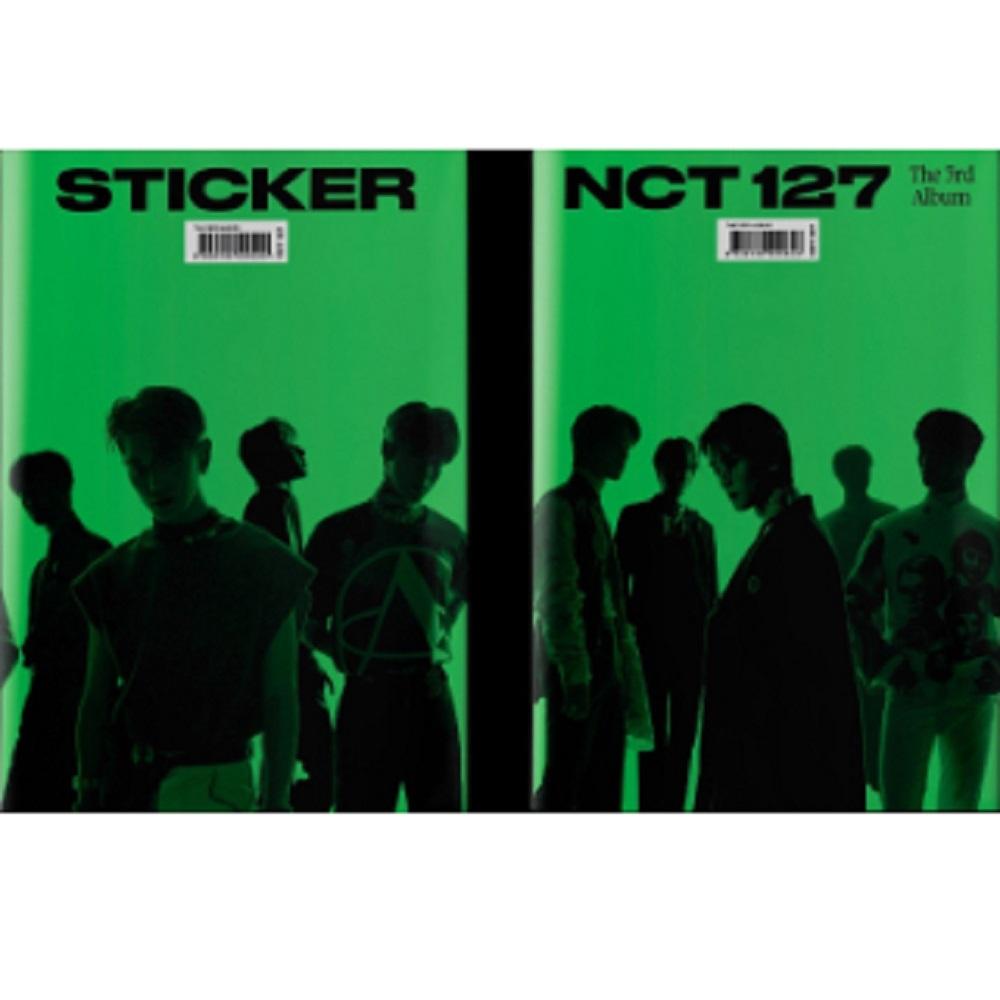 NCT 127 - 3RD ALBUM: STICKER (STICKY VER.)