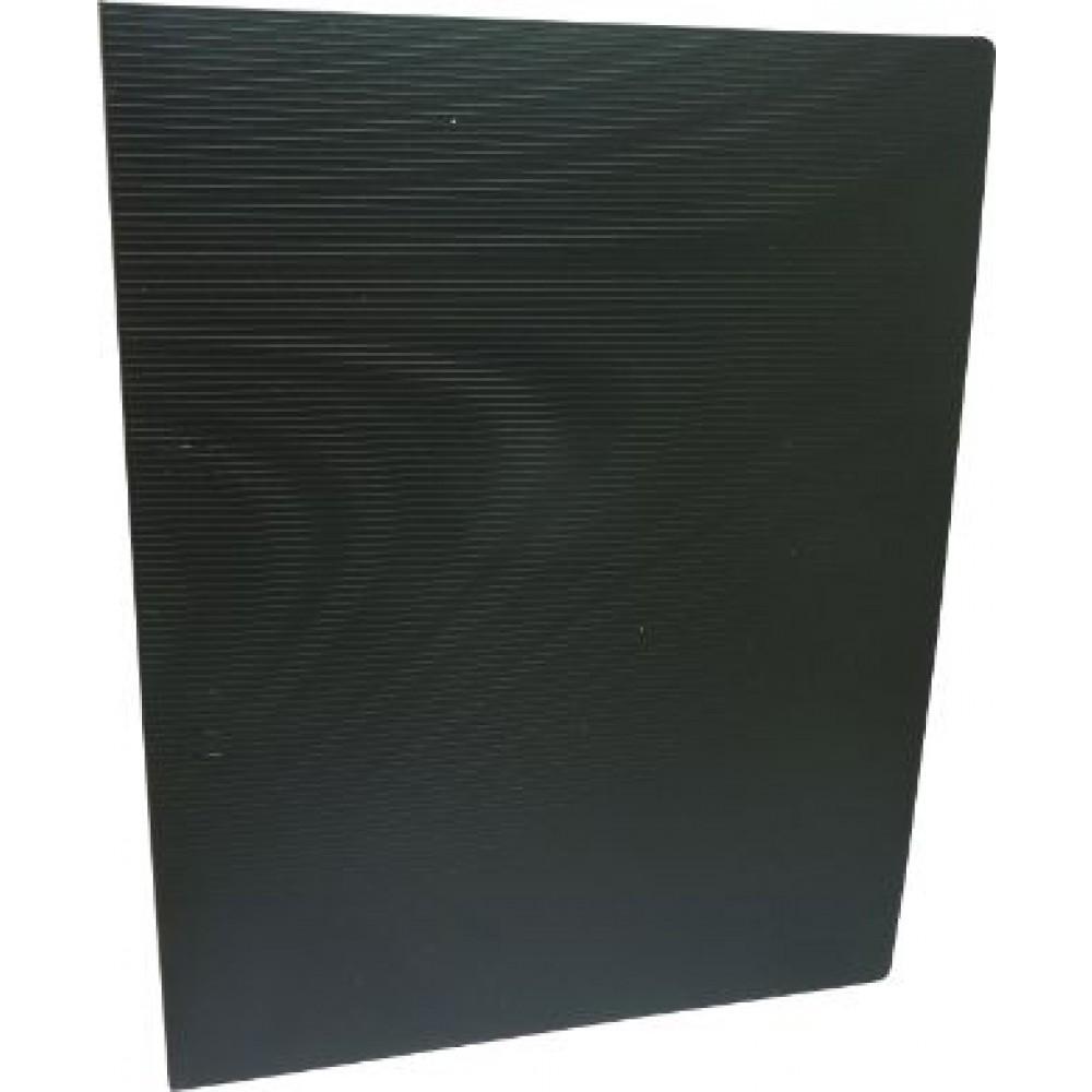 POP BAZIC O RING FILE A4 20MM BLACK
