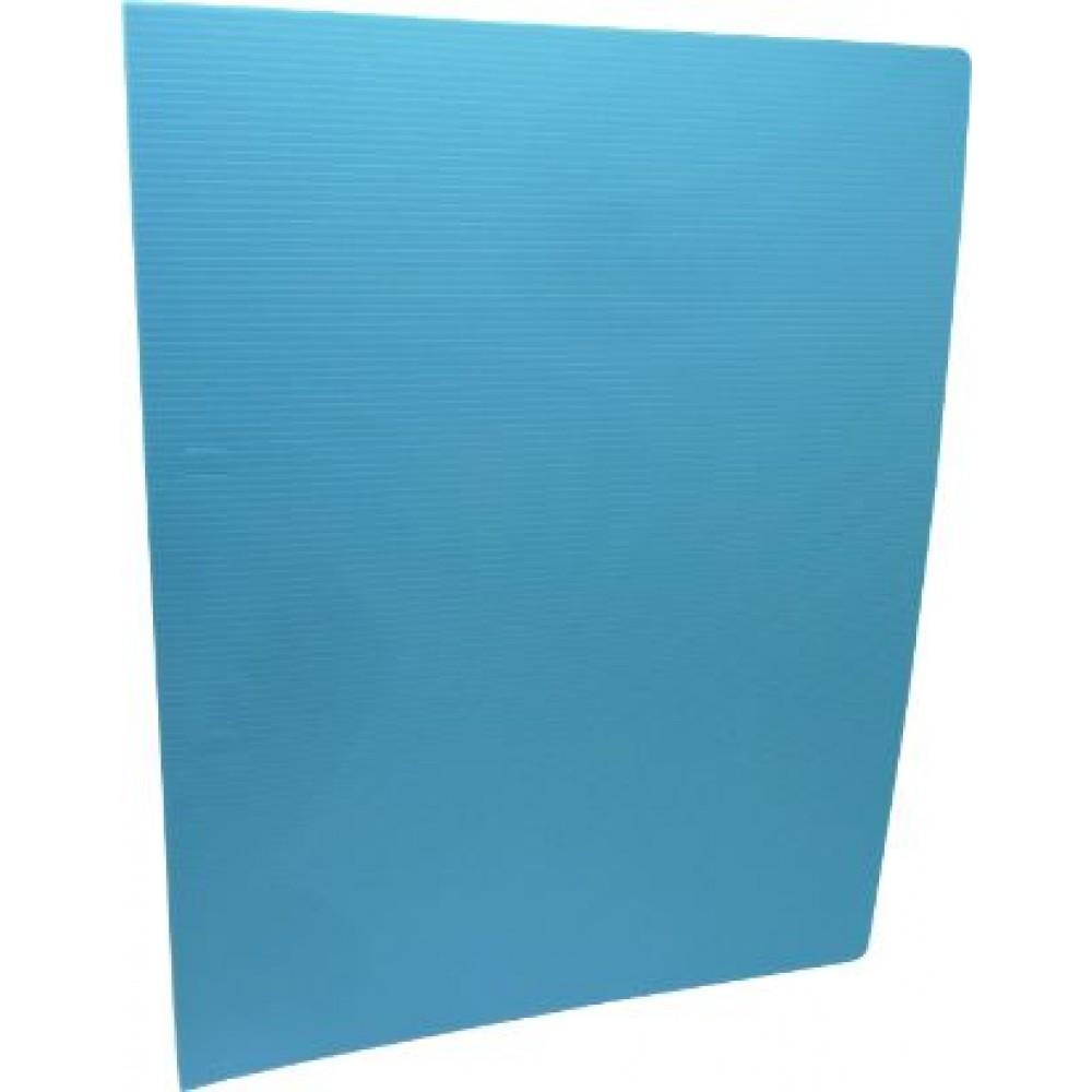POP BAZIC O RING FILE A4 20MM BLUE