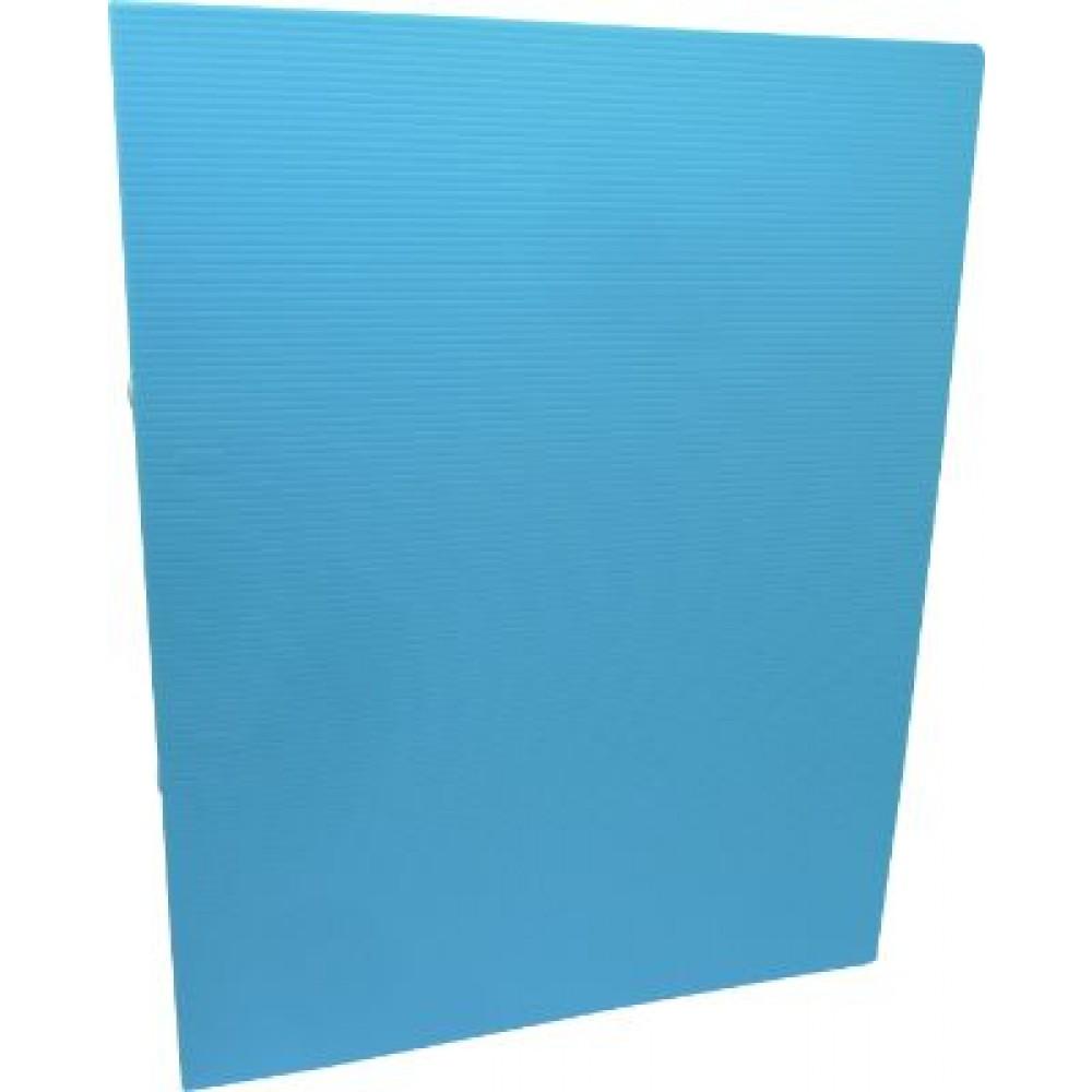 POP BAZIC O RING FILE A4 20MM LIGHT BLUE