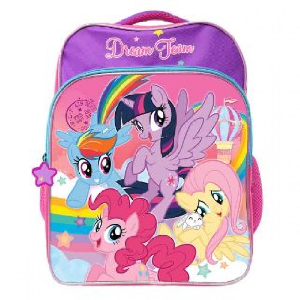 MY LITTLE PONY PRE SCHOOL BAG