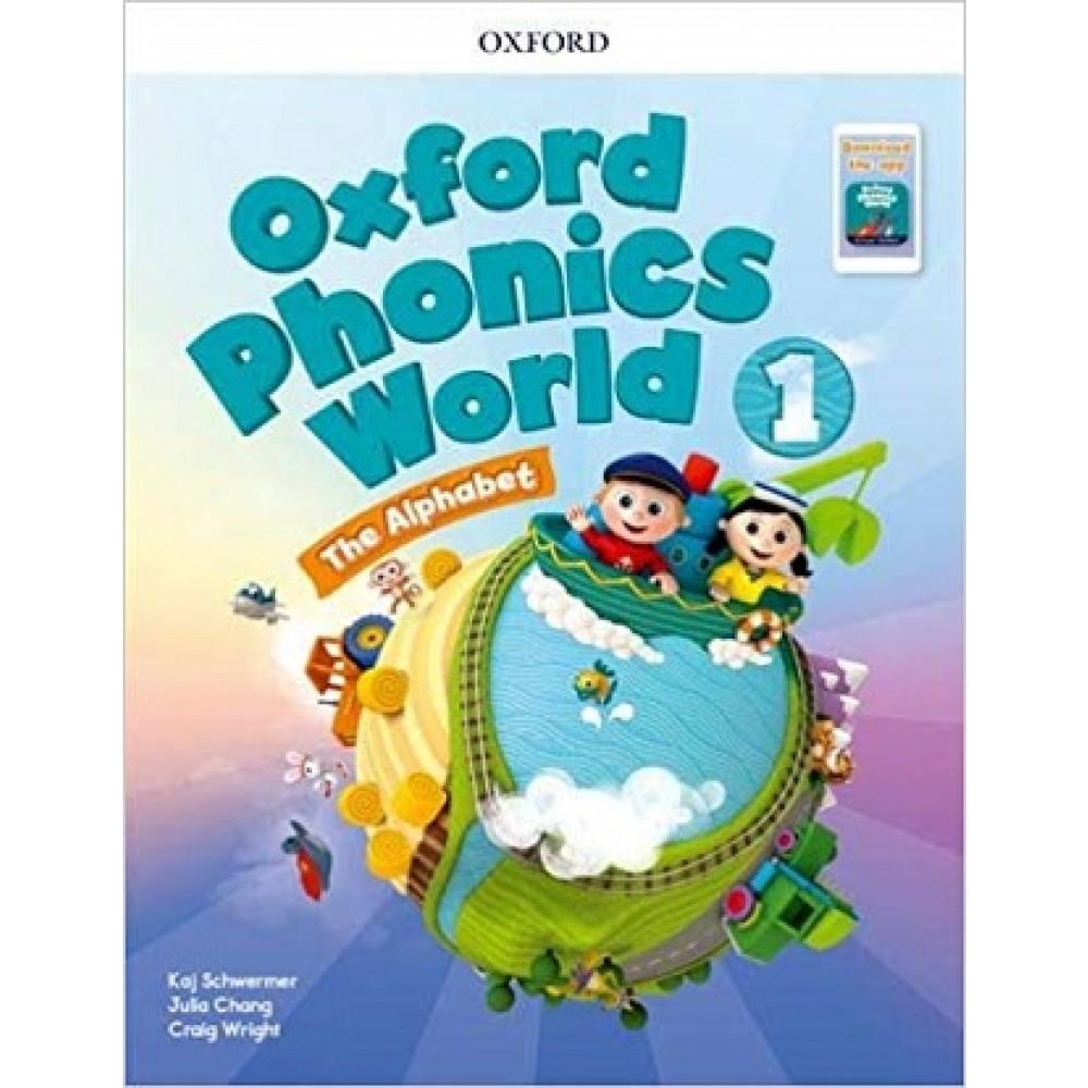 OXFORD PHONICS WORLD REFRESH 1 STUDENTS