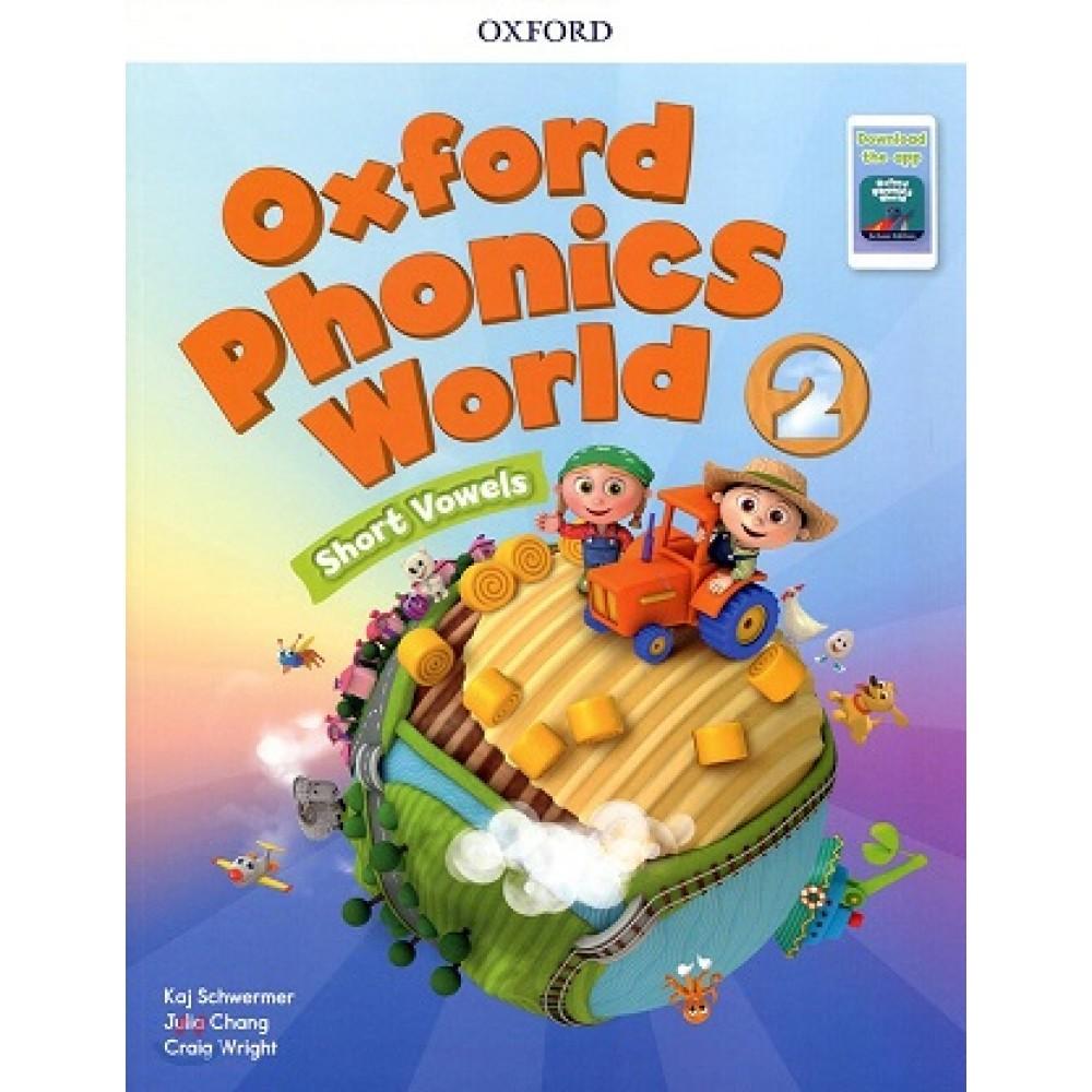 OXFORD PHONICS WORLD REFRESH 2 STUDENTS