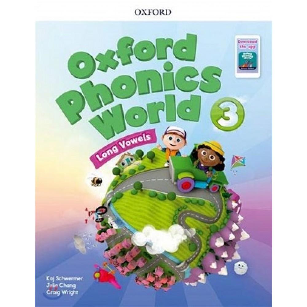 OXFORD PHONICS WORLD REFRESH 3 STUDENTS
