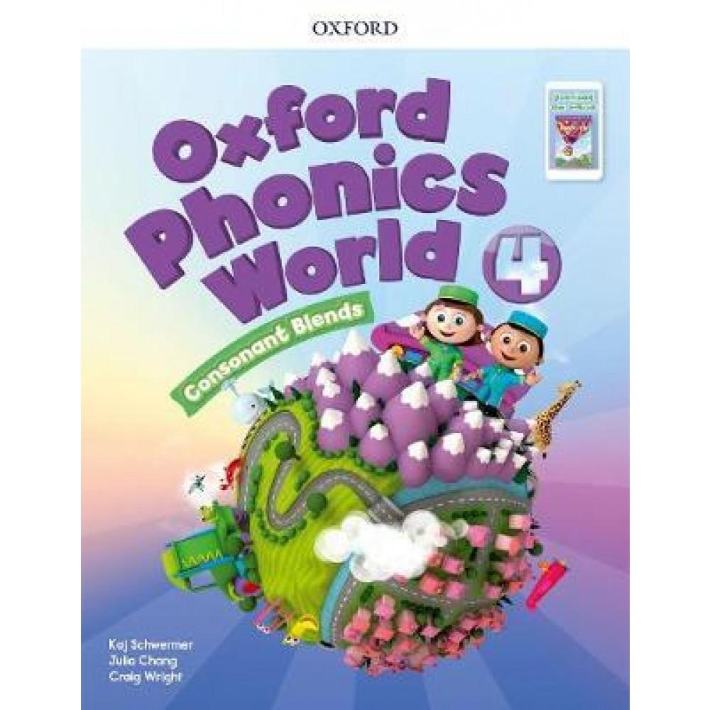 OXFORD PHONICS WORLD REFRESH 4 STUDENTS